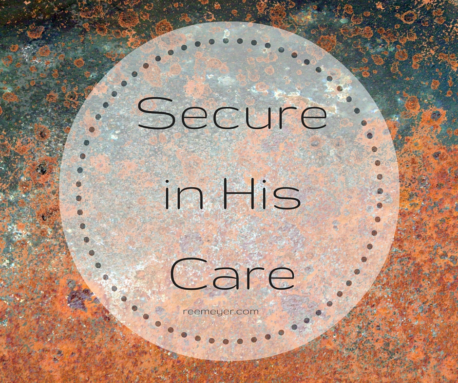 Secure in His Care (1)