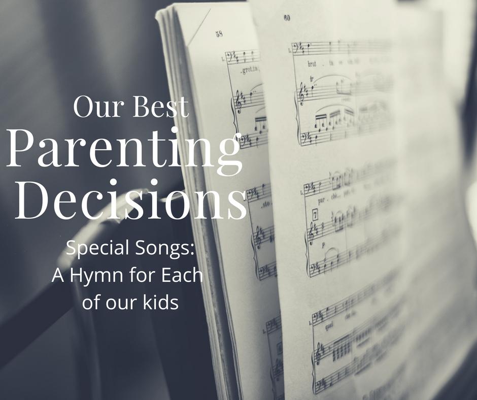 Parenting Decisions
