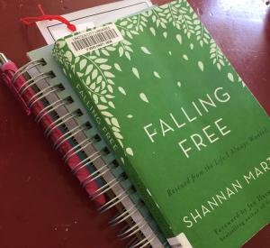 Falling Free by Shannan Martin