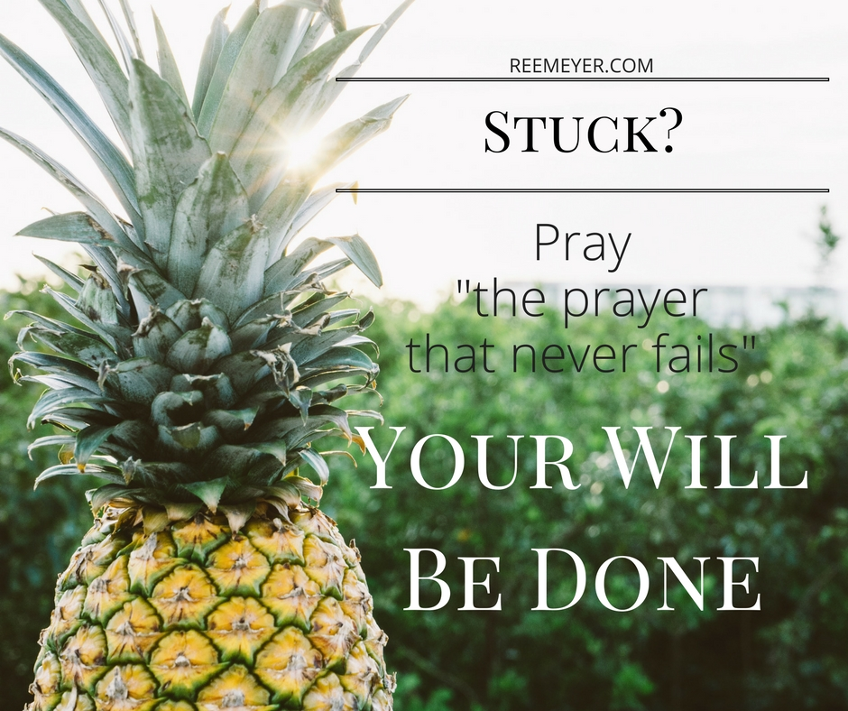The Prayer that never fails (1)