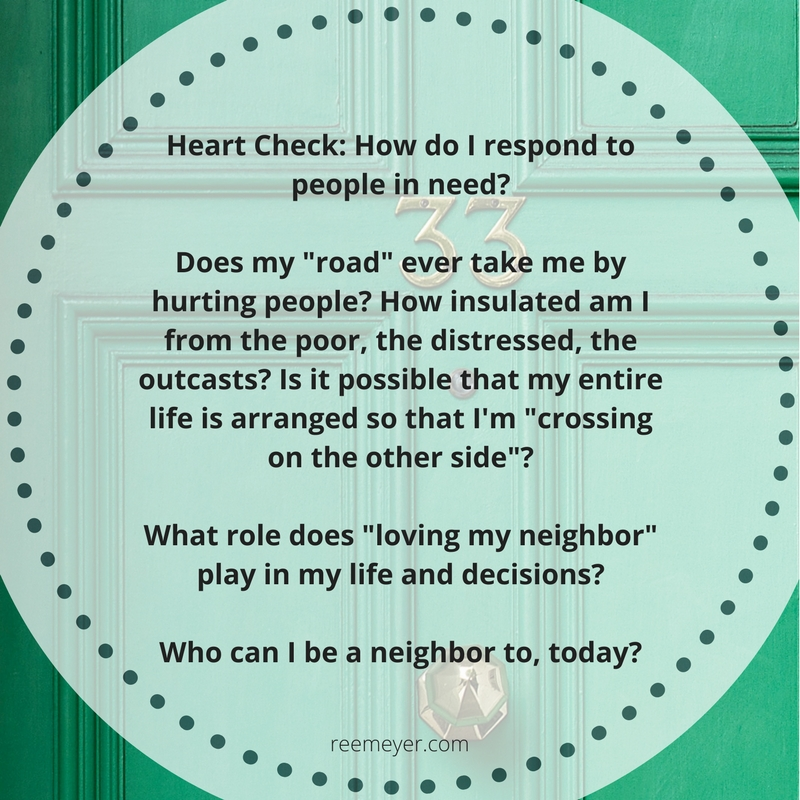 Love your neighbor quote