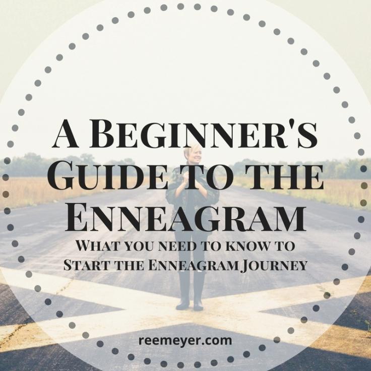 Beginner's Guide to the Enneagram (Insta)