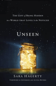 Unseen by Sarah Hagerty