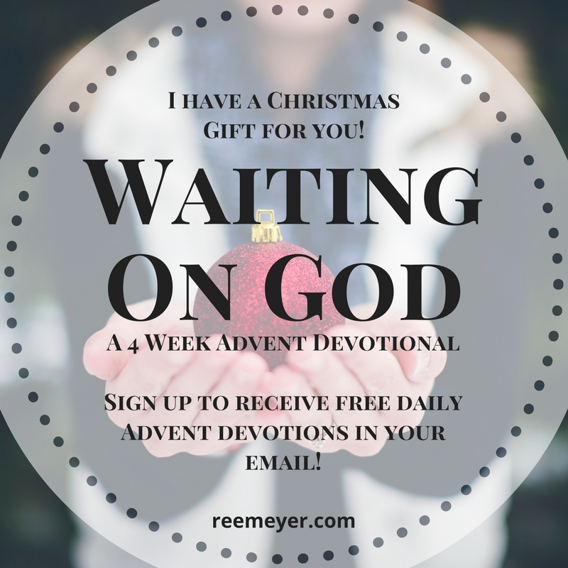 Waiting on God Advent Devotional (Insta)
