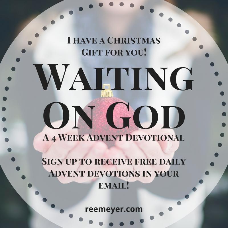 Waiting on God Advent Devotional (Insta)