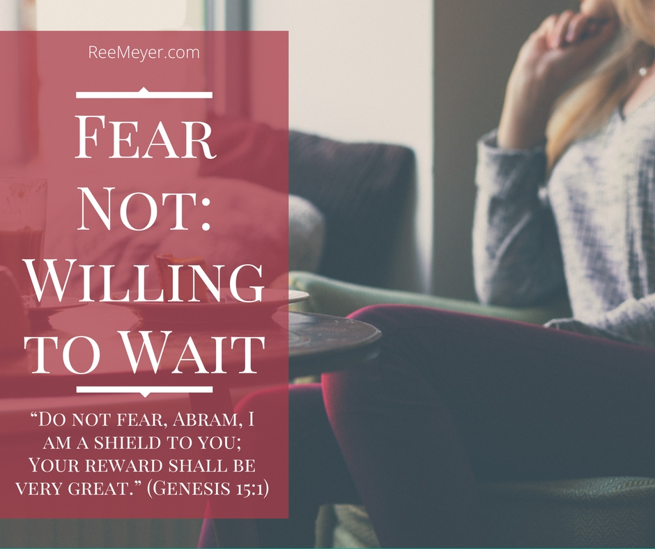 "Join me on a devotional journey, looking at the many times God says, ""DON'T BE AFRAID."" In today's devotional, we look at Abraham's life for lessons on learning to ""fear not..."""