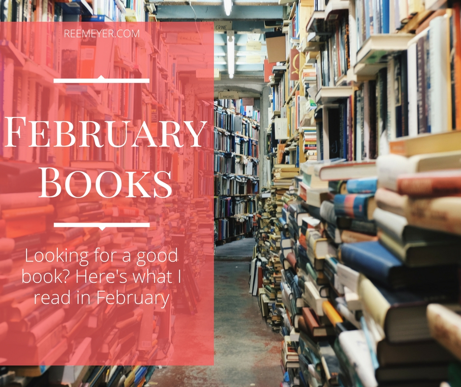February Book Reviews: Quick reviews of Henrietta Lacks, Eleanor Oliphant, my latest Sarah Addison Allen, and more!